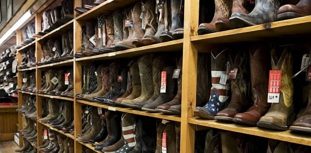 cow boy boots for sale